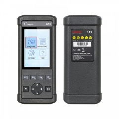 Newest Launch Creader 619 Code Reader Full OBD2/EOBD Functions Support Data Record and Re play Diagnostic Scanner