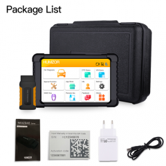 Humzor NexzDAS Pro Bluetooth 10inch Tablet Full System Auto Diagnostic Tool Prof...