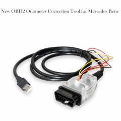 New OBD2 Odometer Correction Tool for Mercedes Benz Year 2015-2017 Mileage Corre...