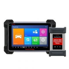 Autel MaxiCOM MK908P Pro Full System Diagnostic Tool with J2534 ECU Programming ...