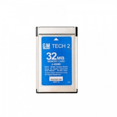 32MB Card for GM TECH2 (GM OPEL SAAB ISUZU SU ZUKI & Holden)
