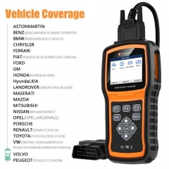 [USUK Ship] Foxwell NT530 Multi-System Scanner with 1 Free Car Make Update Version of NT520 ProNT510