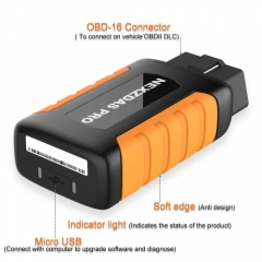 Humzor NexzDAS Pro Full-system OBD2 Bluetooth Auto Diagnostic Tool with Special Functions