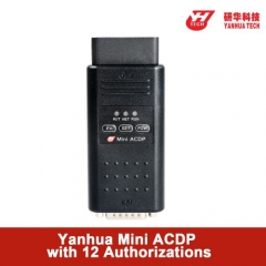 Yanhua Mini ACDP Programming Master Full Configuration with Total 12 Authorizati...