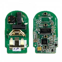 YH BMW F Series CAS4+FEM Blade Key 315 MHZ Board Without Shell