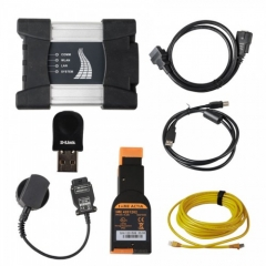 V2020.12 WIFI BMW ICOM NEXT A + B + C NEW GENERATION Of ICOM A2 Installed on Len...