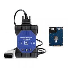 WIFI GM MDI 2 Multiple Diagnostic Interface with V2020.3 GDS2 Tech2Win Software ...