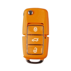 XHORSE VVDI2 For Volkswagen B5 Special Remote Key 3 Buttons in Yellow Color 5Pcs...