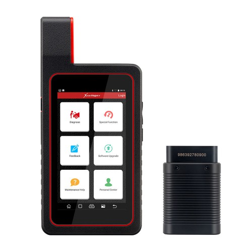 LAUNCH X431 DIAGUN V Full System Scan Tool with 2 Years Free Update