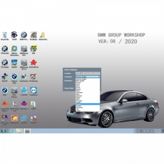 V2020.11 BMW ICOM Software ISTA-D 4.24.13 ISTA-P 3.67.1.000 with Engineers Progr...