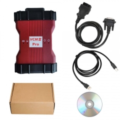 Ford VCM 2 PRO VCM II V119 + V2.0.7.3 UCDS Pro 2 in 1 Diagnostic Tool for Ford M...