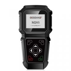 GODIAG M202 GM/Chevrolet/Buick Hand-held OBDII Odometer Adjustment Professional ...